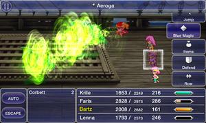 Aeroga (FFV)