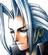 FF7 - Sephiroth Portrait