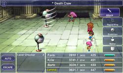 FFV iOS Death Claw