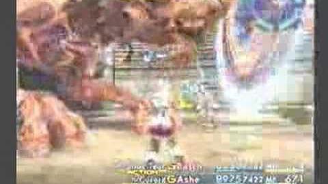 FFXII Entire Yiazmat Battle Part 4