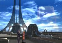 Lunatic Pandora near Sorceress Memorial