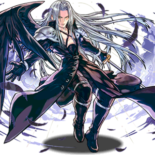 No. 2765 One-Winged Angel, Sephiroth (8★).