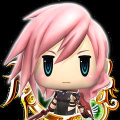 <i>Kingdom Hearts Unchained χ</i>.