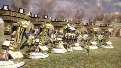(HD) PS3 Final Fantasy XIII Summon - Alexander - Hope