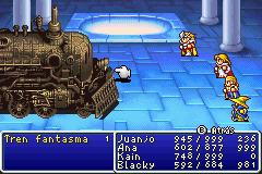 FF1 Phantom Train