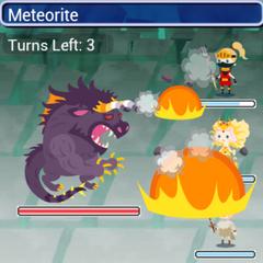 Behemoth King using Meteorite in <i><a href=