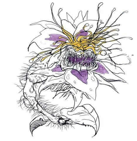 File:FFII - Amano Death Flower.jpg
