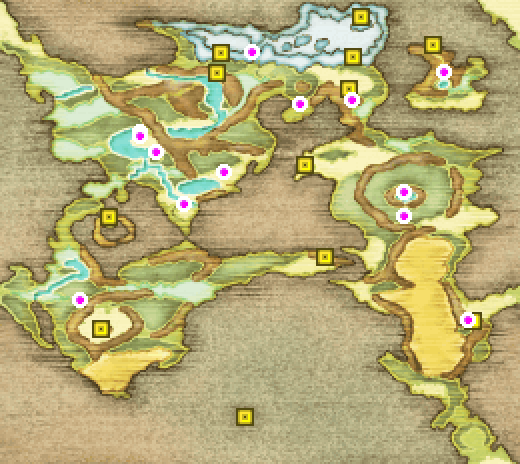 Final Fantasy II locations | Final Fantasy Wiki | FANDOM powered by ...