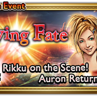 Banner global do evento <i>Defying Fate</i>.