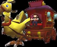 FFVII Chocobo Cart
