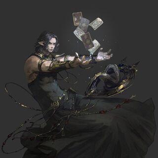 Shadowbringers character artwork.