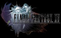 FFXV final logo