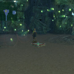 The location in-game in <i>Final Fantasy X</i>.