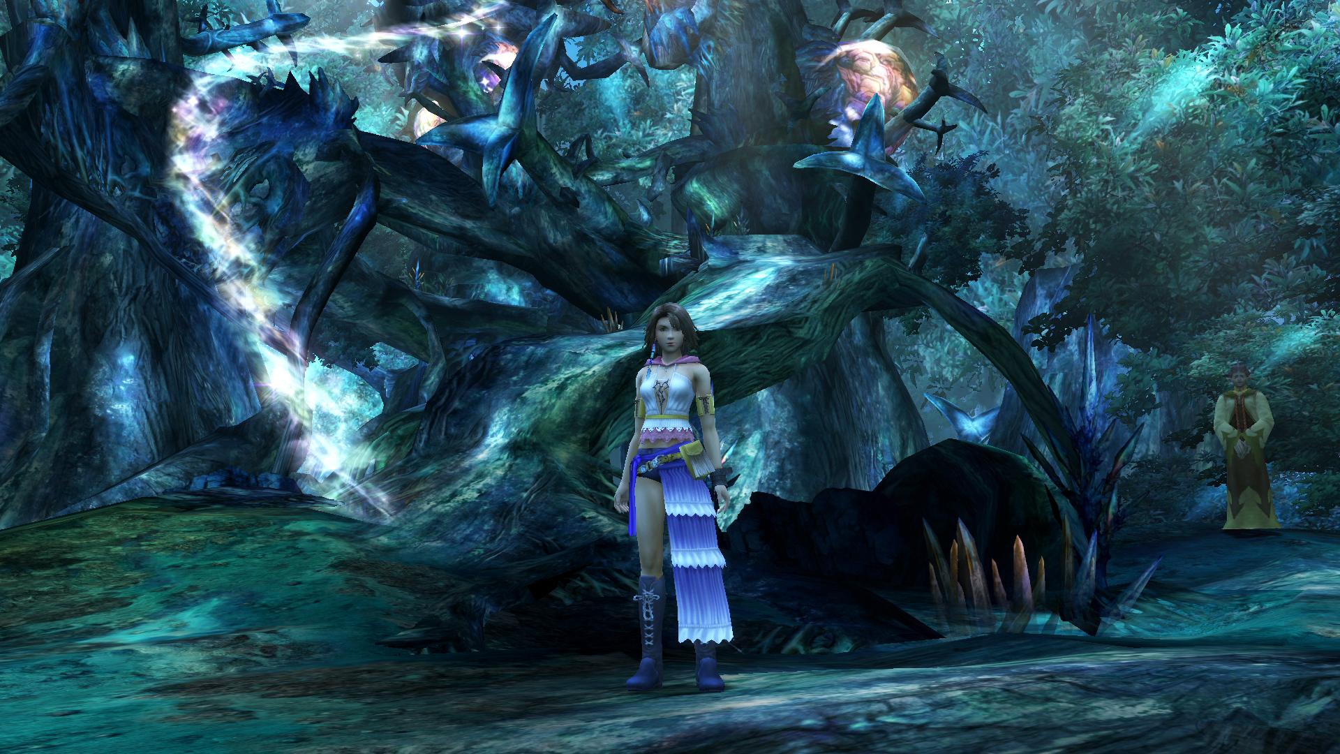 image macalania forest jpg final fantasy wiki fandom powered