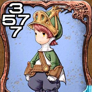 Onion Knight from <i>Final Fantasy III</i>.