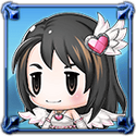 DFFNT Player Icon Rinoa Heartilly PFF 002