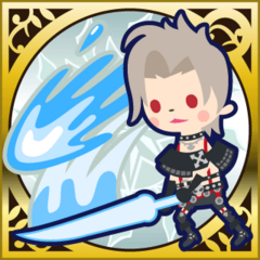 <i>Final Fantasy Airborne Brigade</i> (SR Legend).