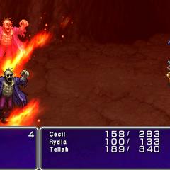 Огонь - заклинание стихии Огня низшего уровня.
