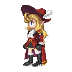 Jornee's Red Mage costume from <i><a href=