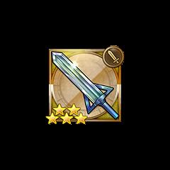 Crystal Sword in <i><a href=