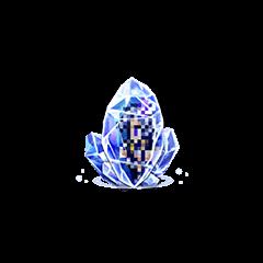 Memory Crystal II do Kuja.
