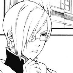 Younger Kazusa.