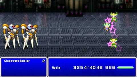 Final Fantasy IV Complete Collection Summons - Sylph