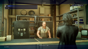Hammerhead Minimart in Chapter 14 from FFXV