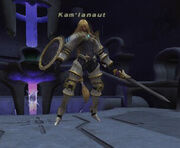 Kam'lanaut Battle