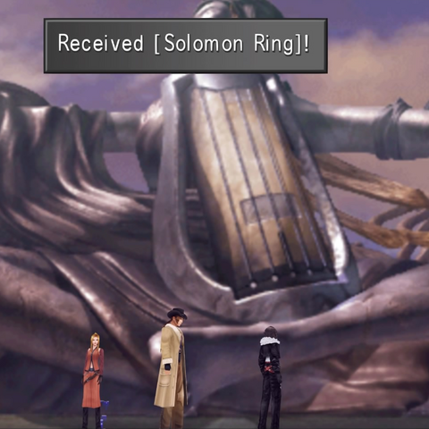 Solomon's Ring.