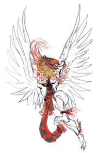 FFIII Garuda art