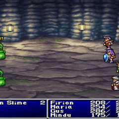 Mythril Shield in <i>Final Fantasy II</i>.