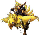 Chocobo (Final Fantasy VII)