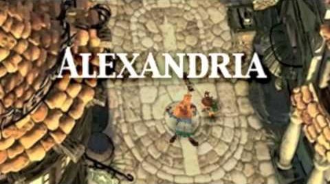 Final Fantasy IX - Puck skip