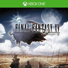 Japanese Xbox One boxart.