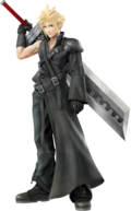 Cloud Advent Children SSB4