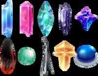 Dissidia Final Fantasy Crystals
