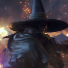 A Black Mage in the <i>End of an Era</i> video.