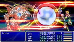 FF4PSP Enemy Ability Big Bang