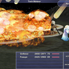 Twin Meteor in <i>The After Years</i> (iOS).