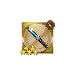 Mythril Knife.