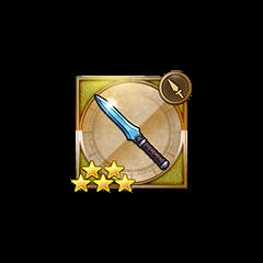 Mythril Knife.