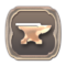 FFXIV Dabbler in Smithing trophy icon