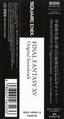 FFXV OST CD Obi1