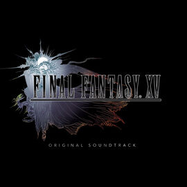 FFXV OST cover