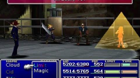Final Fantasy VII - All Lucky 7s While Imprisoned-2