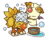 LINE Chocobo Sticker36