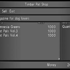 Pet Pals 3 & 4 location.