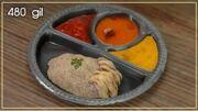 Bird-Broth Rice with Curry