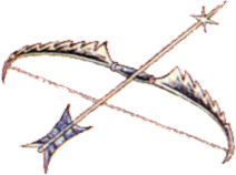 Dark Bow FFII Art